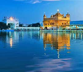 amritsar tour packages, travel agents in amritsar, best tours of amritsar, golden temple tour package