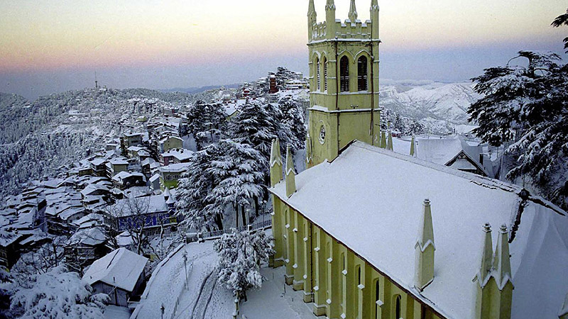 North India Himachal Tour